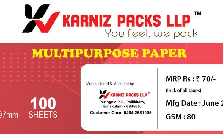 multipurpose paper A4